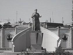 250px-Statue_of_Rudaki